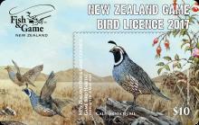 Gamebird Licence 2017 3