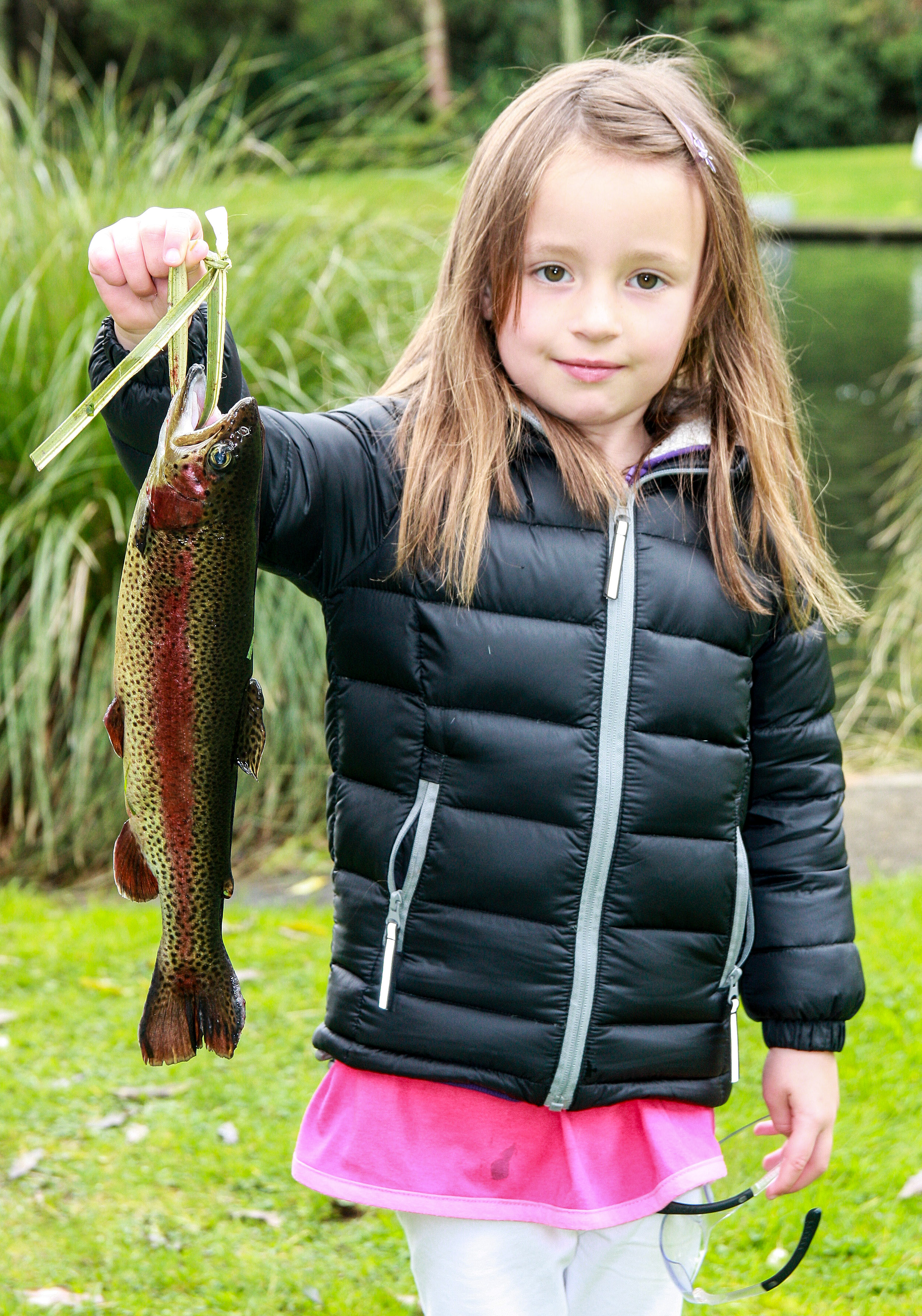 Kids fish out Sept 2017