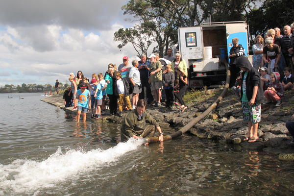 Fish & Game's 'offbeat' school holiday entertainment