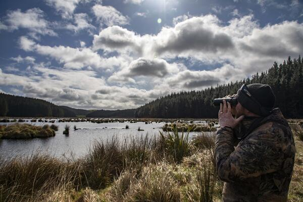 Takitakitoa wetland impresses trustees