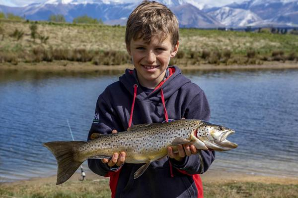 New fishing season off to a flying start