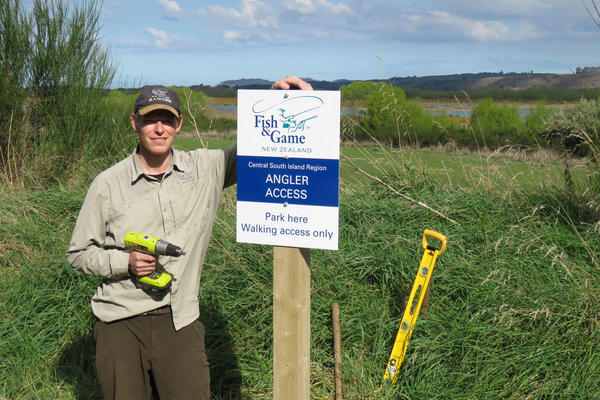 Waitaki River Angler Access now online