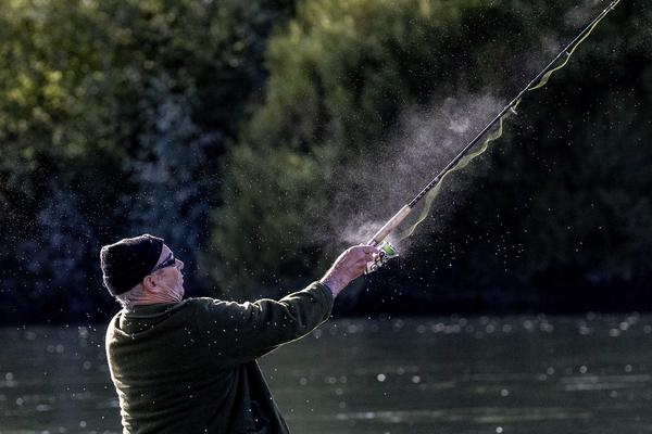 Have a go at trout fishing with a 'well priced' licence