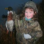 Young Duck Hunter, Southland. Photo from Anonymous