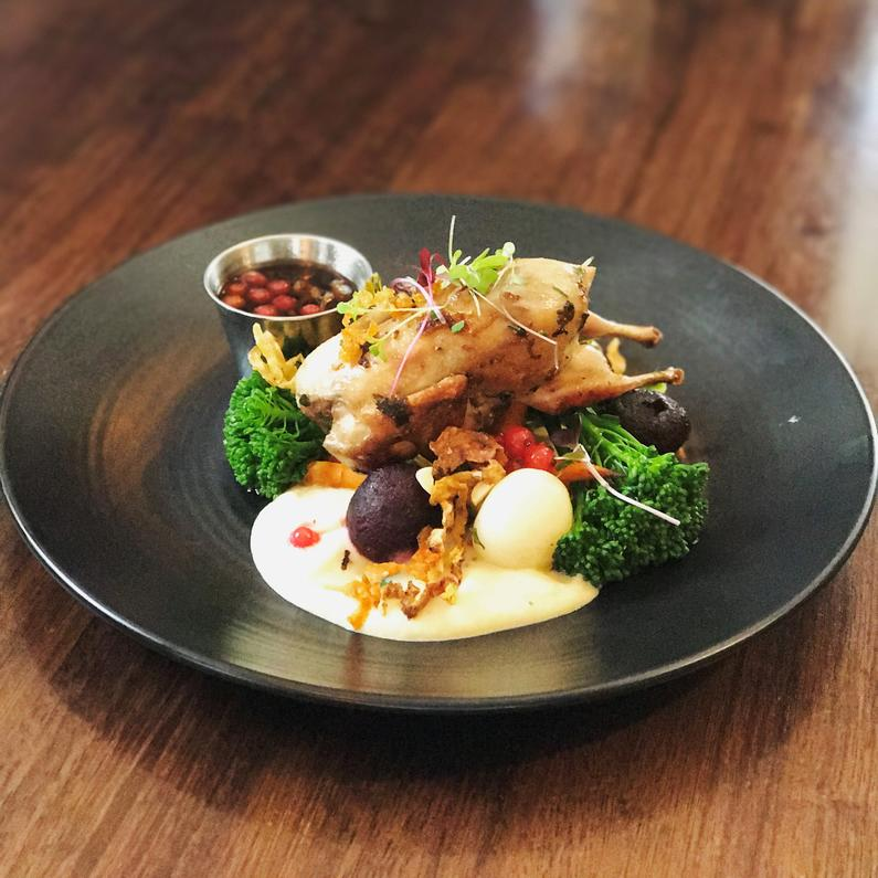 5 The Old Vicarage Quail