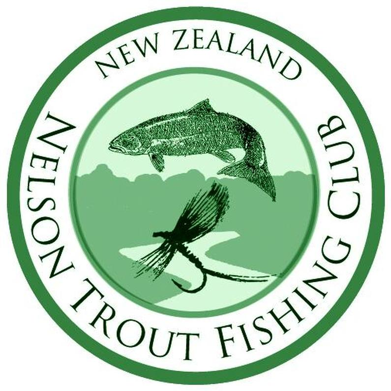 Green Club Logo Nelson Trout Club
