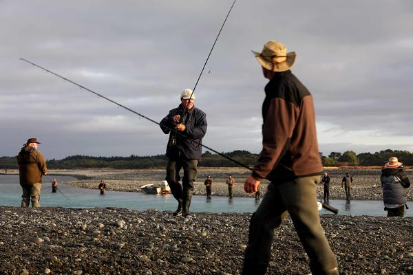 Freshwater fishing in new zealand fish and game for Nc fish and game