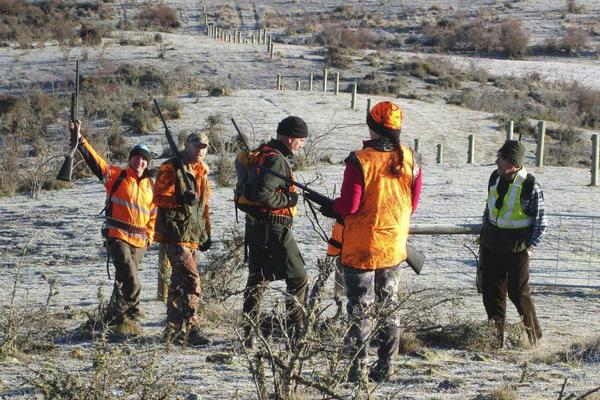 Hunting Clubs
