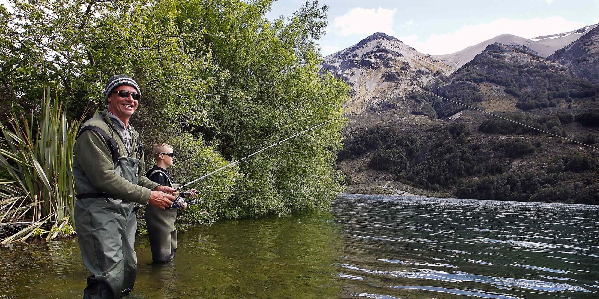 Freshwater fish limits - Freshwater Fish Limits